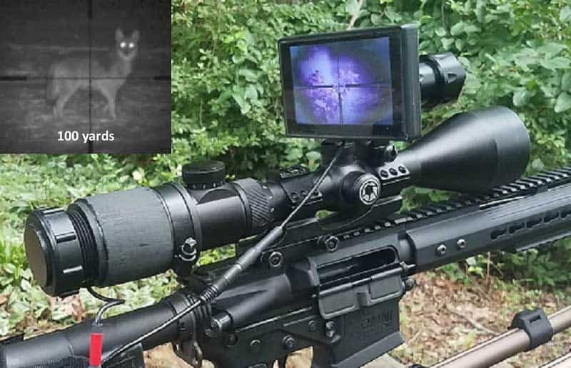 best night vision scopes for hunting
