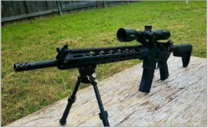 Scopes For The Ruger AR 556